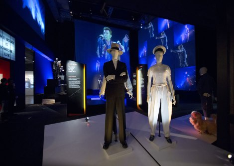 David Bowie is, © Victoria and Albert Museum, London
