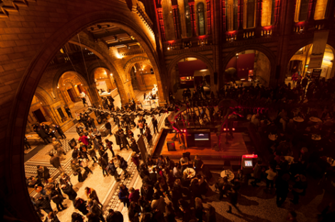 Central Hall Lates © NHM