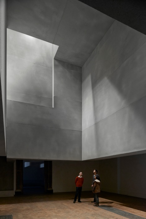 Installation by Grafton Architects. Photo © Royal Academy of Arts, London, 2014. Photography: James Harris.